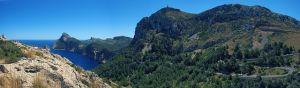 Mallorca Radreisen Ausblicke ganz oben